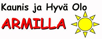 Kaunis ja Hyväolo Armilla Logo